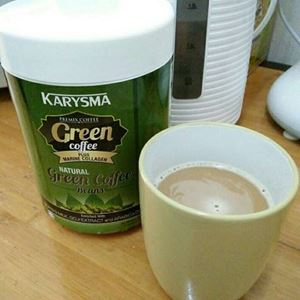 KARYSMA GREEN COFFEE (BOTTLE)