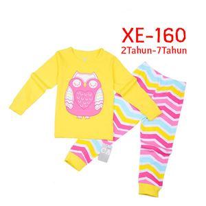 CALUBY XE-160 Kids Pyjama (2-7 tahun)