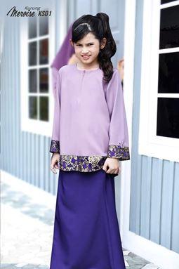MEROISE KIDS ( Purple )
