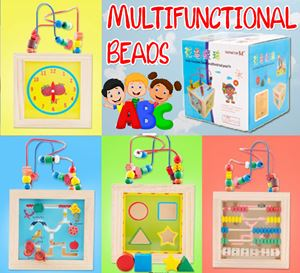 Multifunctional Beads