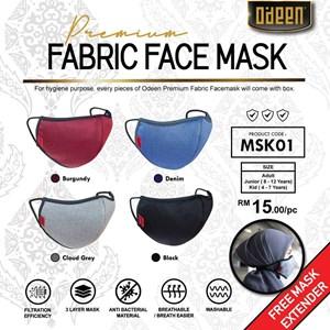 Odeen Premium FACE MASK *Stock Qissara HQ*