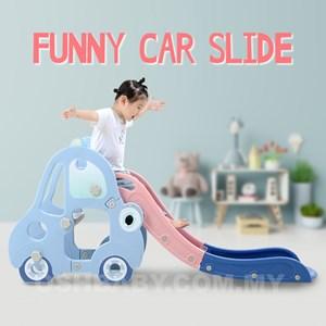 FUNNY CAR SLIDE