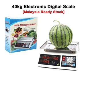 Electronic Digital Price Computing Scale 40kg