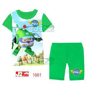 Pyjamas Set - Robocar Poli 1001