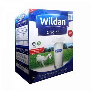 Wildan Susu Kambing Original