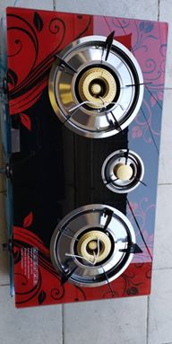 GAS COOKER 3 STOVE