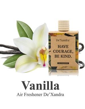 VANILLA FRESH AIR FRESHENER - 10ML (PRE-ORDER)