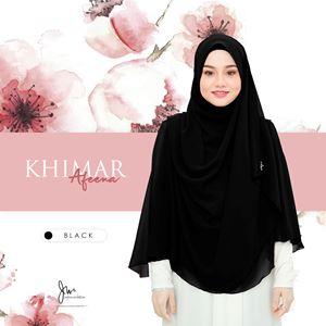 KHIMAR  AFEENA 05 (BLACK)