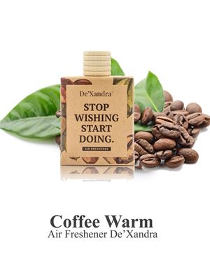 COFFEE WARM AIR FRESHENER - 10ML