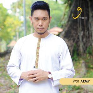 WOOW Shirt - W01 Army