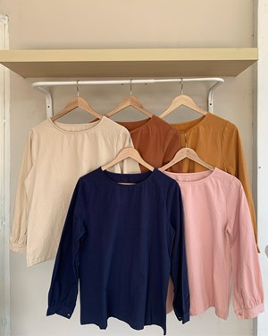 Clarita blouse