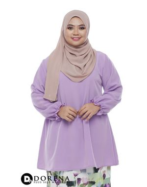 AUTUMN Blouse Lilac Purple