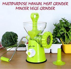 MultiPurpose Manual Meat Grinder Mincer Vege Grinder