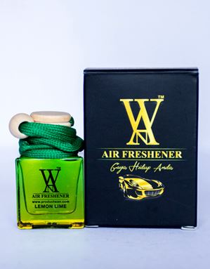WAN AIR FRESHENER - LEMON LIME