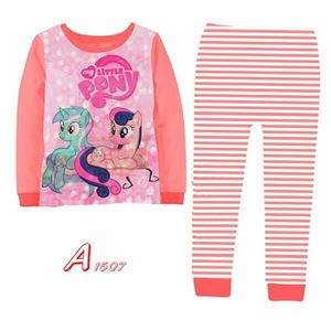 A1507 Little Pony Pyjamas