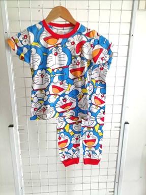 SIZE 12  BIG KIDS Pyjamas DORAEMON REACTION