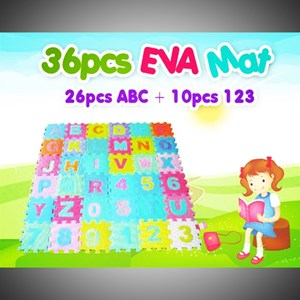 36 PCS EVA FOAM PUZZLE PLAYMAT