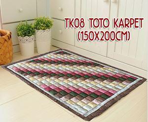 TK08 TOTO KARPET (150 x 200cm)