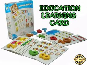 EDUCATION LEARNING CARD