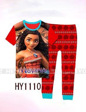 HY1110 Moana Pyjamas