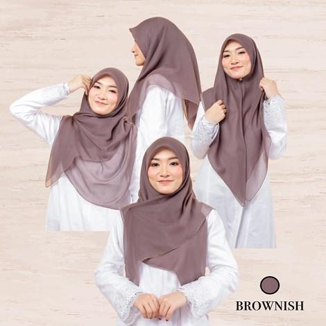 BAWAL AISYA - BROWNISH