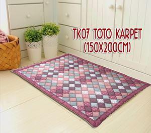TK07 TOTO KARPET (150 x 200cm)
