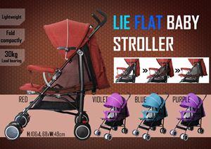 LIE FLAT BABY STROLLER