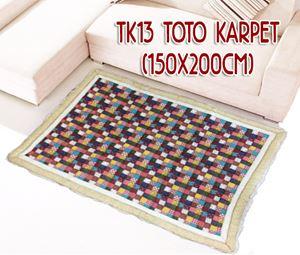TK13 TOTO KARPET (150 x 200cm)