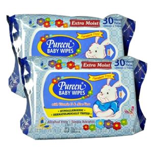 PUREEN- Baby wipes (large)