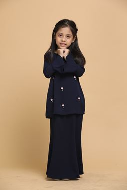 ZARRA - BLUE BLACK (KIDS)