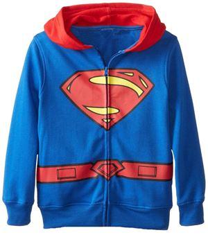 @  H222-A  SUPERMAN  JACKET.  ( SIZE 80-120 )