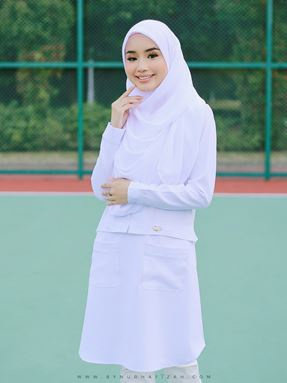 Ezy blouse (white)