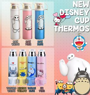 NEW DISNEY CUP THERMOS