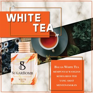 (AF) White Tea (SugarBomb) (Single)