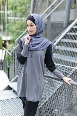Qissara Essential Series 2 - ES201 Grey