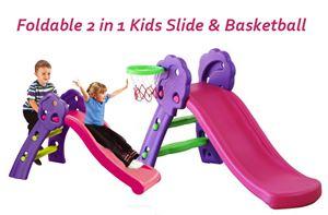 children slide ( BPA- FREE )