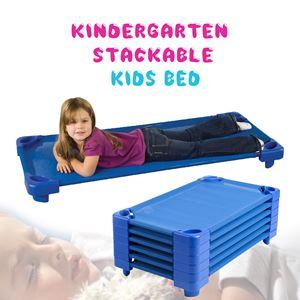KINDERGARTEN STACKABLE KIDS BED