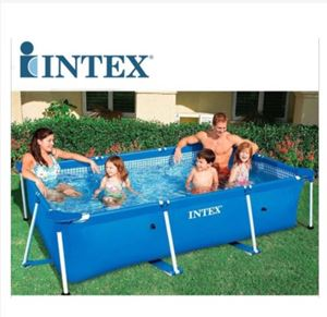 INTEX Swimming Pool Kids Swimming Pool Kolam Renang Budak Frame Pool
