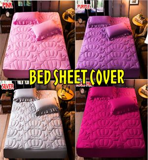 BED SHEET COVER N01022