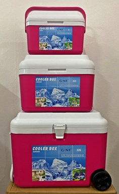 COOLER BOX GINT - PINK