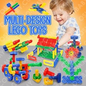 MULTI-DESIGN LEGO TOYS