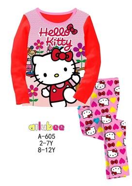 Big Size Hello Kitty Pyjamas