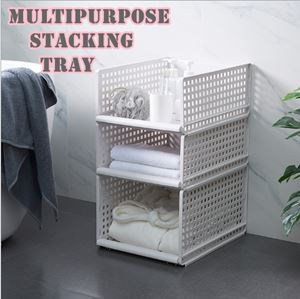 MULTIPURPOSE STACKING TRAY ETA 31/12/2018