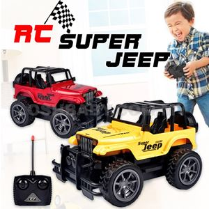 REMOTE CONTROL 1:24 SUPER JEEP