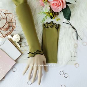 Handsock Bella - OLIVE GREEN