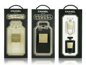 IPHONE 5/5S CHANEL NO.5 PERFUME INSPIRED CASE