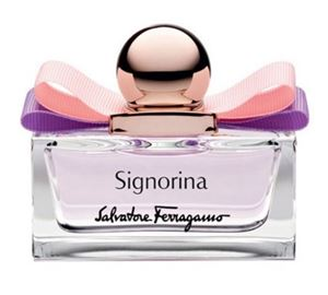Salvatore Ferragamo Signorina for women 100ml