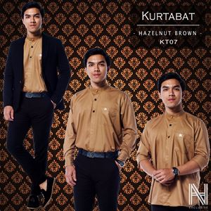 Kurtabat by HANA (Hazelnut Brown)