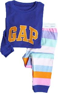 Pyjamas - Purple GAP