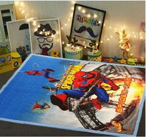 Disney Karpet Spider-Man (150 x 200)